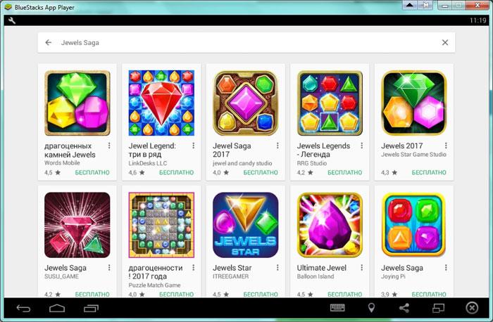 скачать бесплатно игру Jewels Saga на компьютер через торрент - фото 2