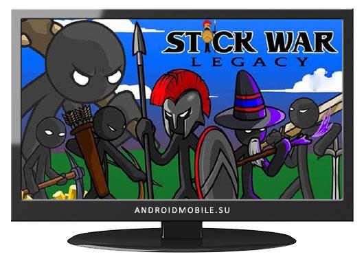Скачать stick war legacy на пк или ноутбук бесплатно.